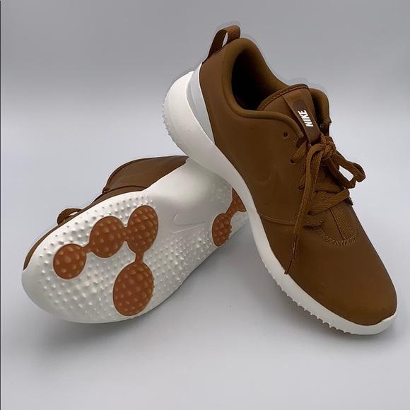 Nike Mens Roshe G Premium Golf Shoes
